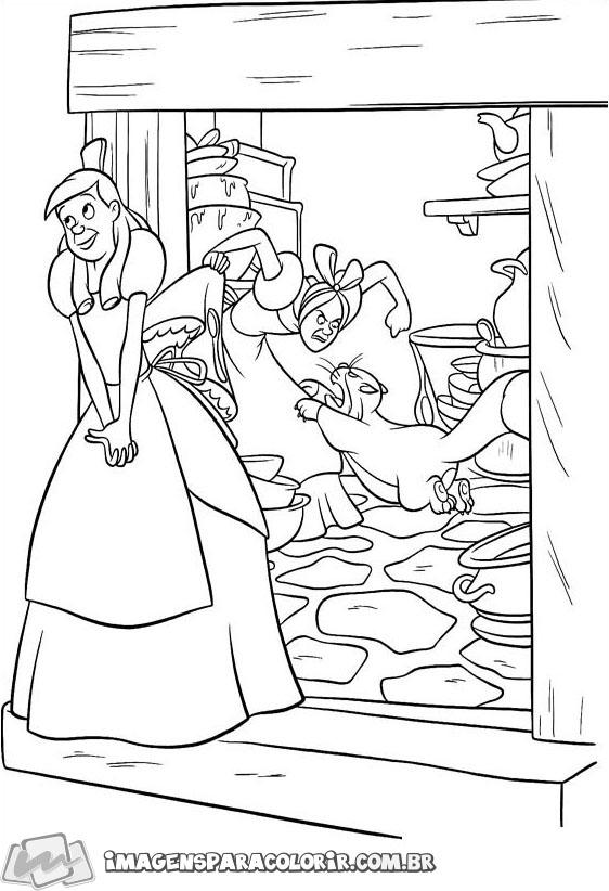 Anastasia e Drizella