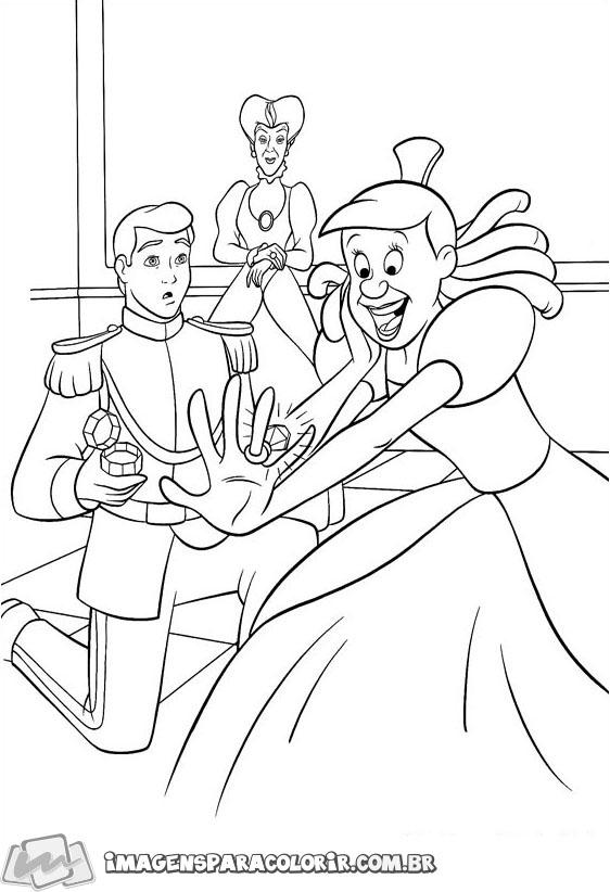Anastasia com anel